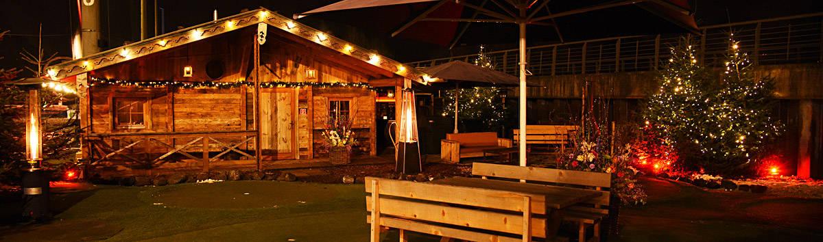 event location auf drei ebenen in hamburg golf lounge. Black Bedroom Furniture Sets. Home Design Ideas