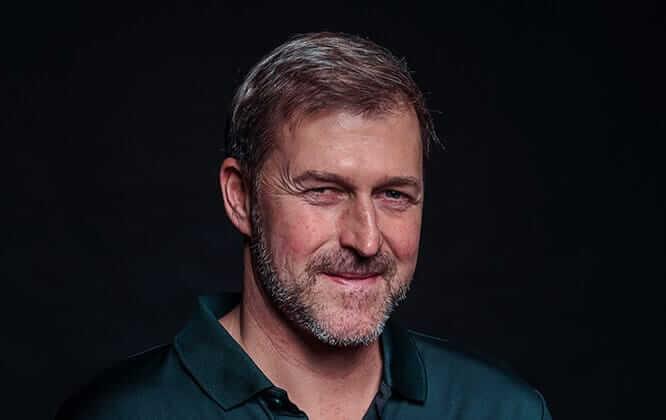 Peter Merck - Geschäftsführer