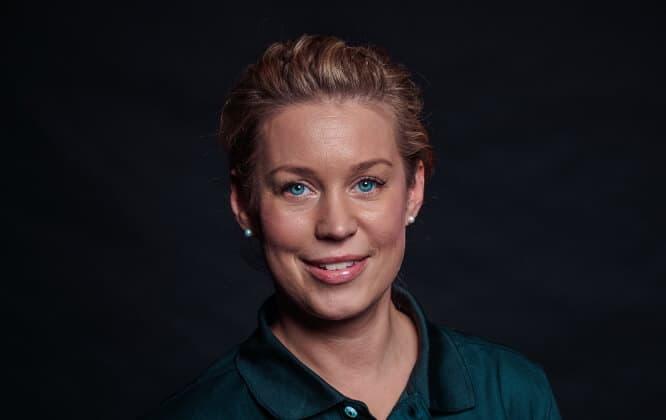 Susanne Lefeld - Stellvertretende Geschäftsführerin