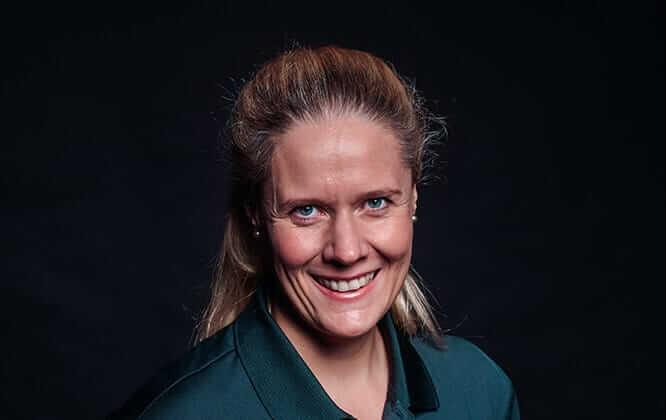 Verena Frobusch - Geschäftsführerin