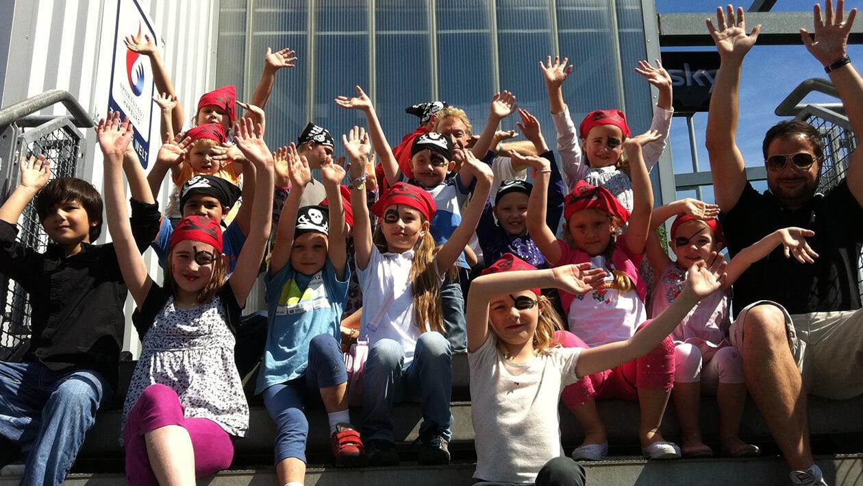 Kids Golf: Golfspaß für Kinder