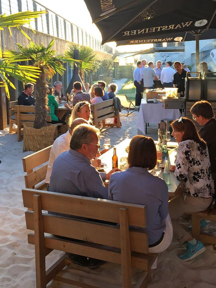 Beachclub Hamburg Golf Lounge